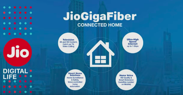 Reliance JioGigaFiber registrations open: How to register, prices for now and other details