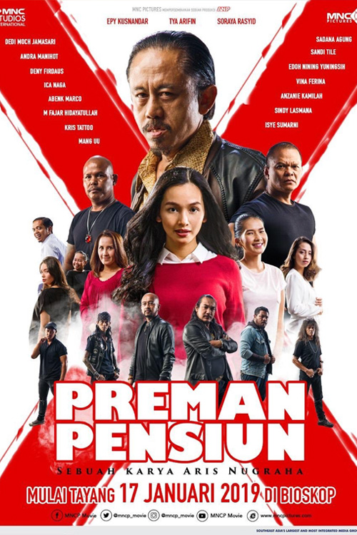 Download Film Preman Pensiun The Movie (2019)  - Dunia21