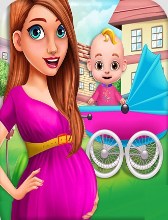 TAKE CARE BABY OF ANNA - BEST MOBILE GAME ONLINE