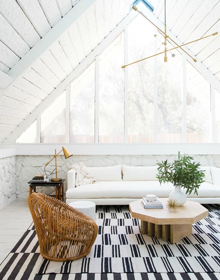 La casa de vacaciones de un famosa blogger