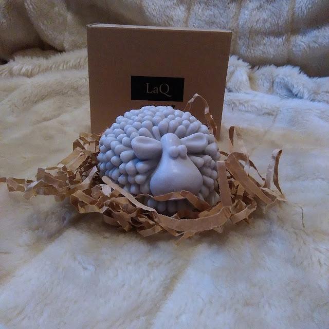 laq, LaQ, mydło glicerynowe, owieczka, mydło owieczka, pachnące mydło, ładne mydło,