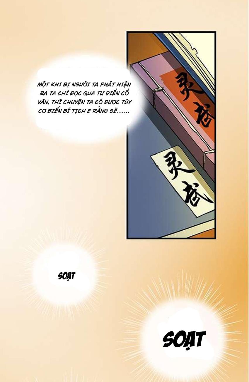 Phong Quỷ Truyền Thuyết Chap 27