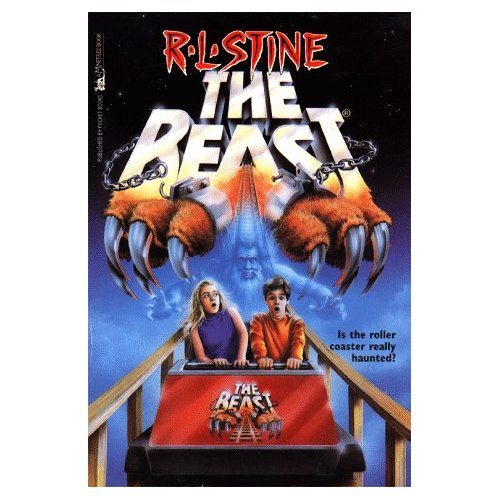 Young Adult Revisited The Beast Rl Stine