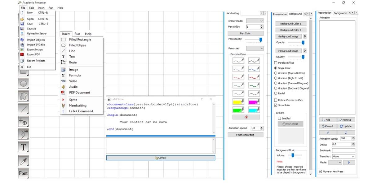 academic presenter il software per presentazioni scientifiche tutto slide presentazioni efficaci