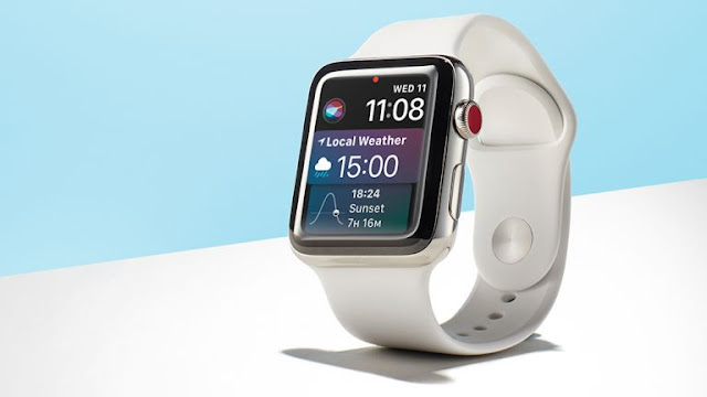All operating systems running on wearable devices and smartwatches - the mobile spoon