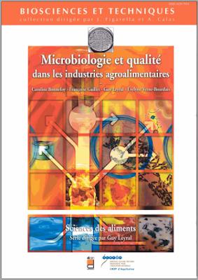 Microbiologie et qualité dans les industries agroalimentaires PDF