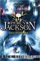 Percy Jackson Và Các Vị Thần Trên Đỉnh Olympus Phần 5: Vị Thần Cuối Cùng - Rick Riordan