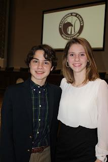 Two Montgomery Catholic Students Receive National Flight Academy Scholarship 1