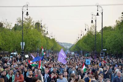 Momentum Mozgalom, Fekete-Győr András, Magyarország, 2018-as országgyűlési választások