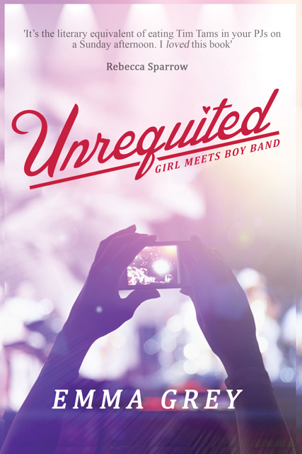 Book Blitz: Unrequited by Emma Grey (Trailer+Expert+Giveaway)           |            Another World Of Books      .