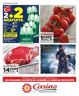 Catalogue Géant Casino 30 Mai au 11 Juin 2017