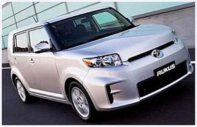 2017 Toyota Rukus Redesign