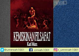 E-Book : Kemiskinan Filsafat Karya Karl Marx, Omah1001.net