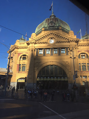 Hello again Melbourne | 2016-07-10 の日々雑感