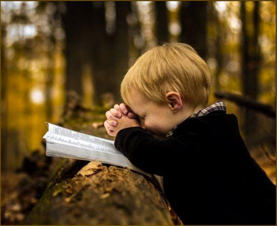 O verdadeiro objetivo da oração
