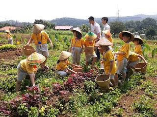 garuda farm edukasi anak