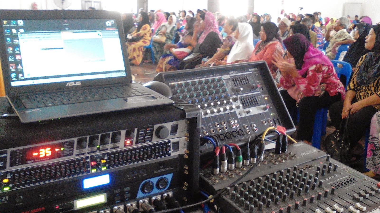 Silver Sound Entertainment Sound System