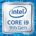 La liste de la neuvième génération de processeurs Intel en fuite