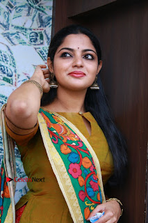 Actress Nikhila Vimal Stills at Panjumittai Audio & Trailer Launch  0008.jpg