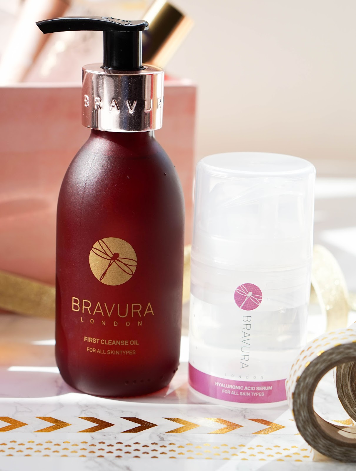 PR Unboxing - The Beauty Edit featuring Bravura, Shop Skincare, Korres, Willowberry, Caudal and 7th Heaven..