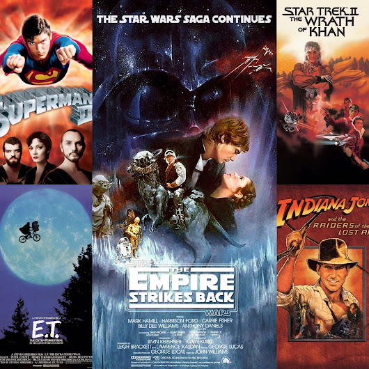 1980, 1981, and 1982 Movies