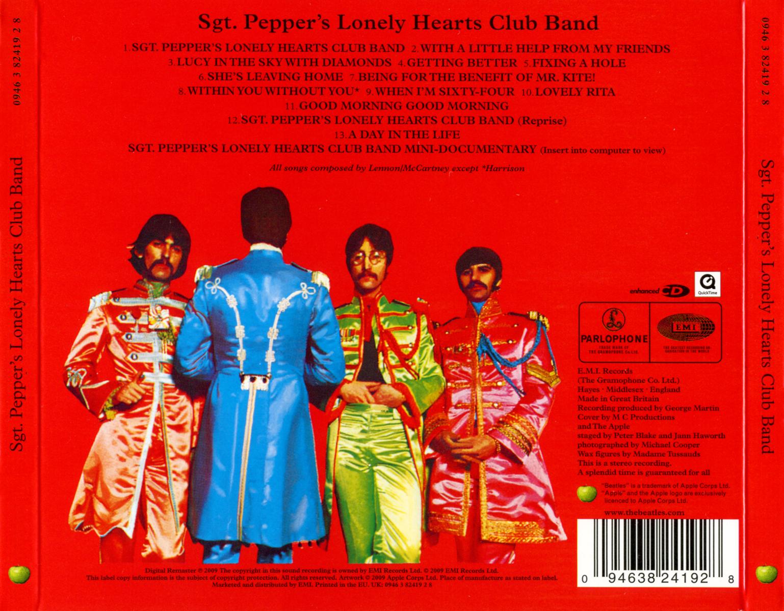 Beatles club Band Flac