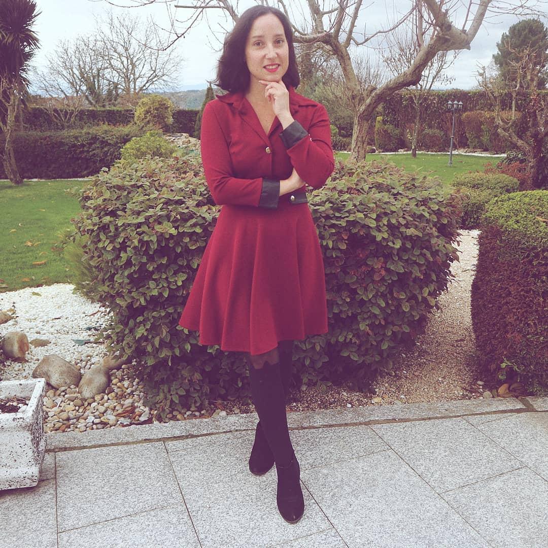 Pequena con estilo blog de moda Nuria Ludeiro