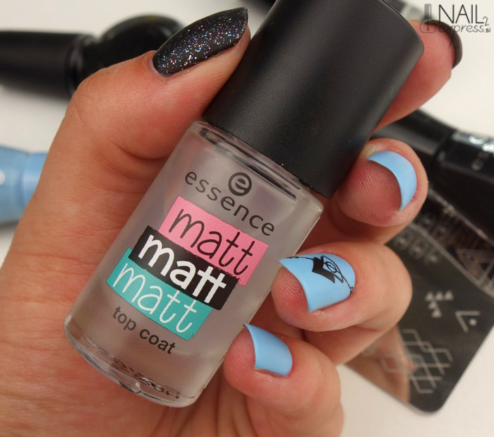 Essence-Matt Matt Matt top coat_ocena