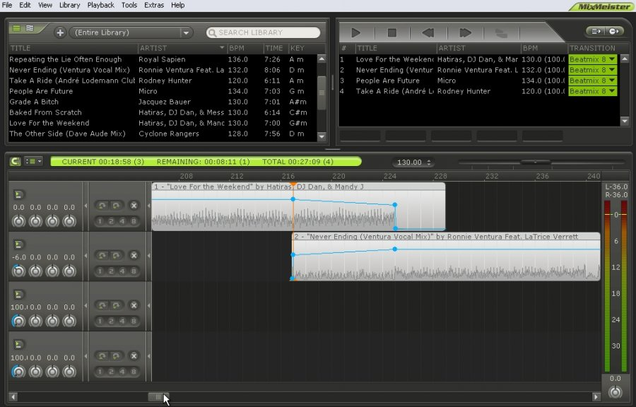 crack mixmeister fusion 744 mac