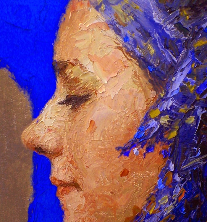Hugo Urlacher 1958 | Argentine Portrait painter