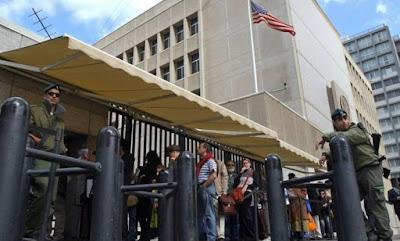 Trump está estudando seriamente a transferência da embaixada dos EUA para Jerusalém