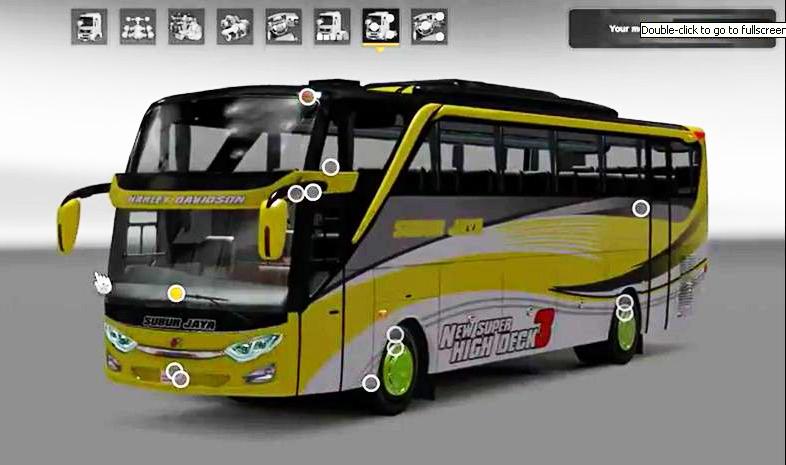 Jetbus 3 Shd Ets2 Mod Euro Truck Simulator Ets2 Terbaru
