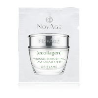 Δείγμα NovAge Ecollagen  Wrinkle Smoothing Day Cream SPF15 €0,30  Κωδικός: 32092 Δίνει Bonus Points 0