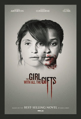 Melanie. The Girl With All the Gifts  - poster