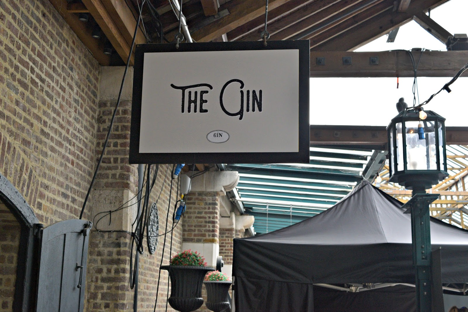 london gin festival 2016