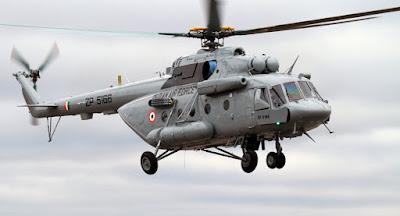 Rússia vai fornecer 48 helicópteros e 4 fragatas à Índia