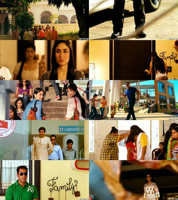 Bodyguard Hindi Full Movie Screenshots