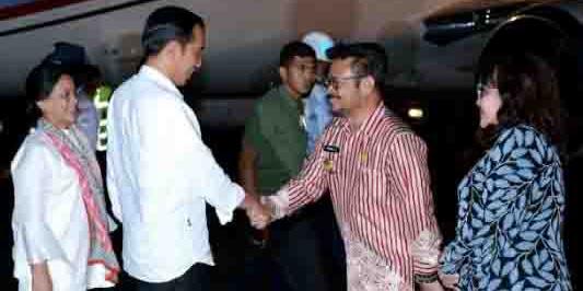 Presiden Jokowi Hanya Minta Disajikan Tahu-Tempe saat Kunker di Makassar