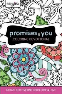 Faithgirlz Promises for You Coloring Devotional