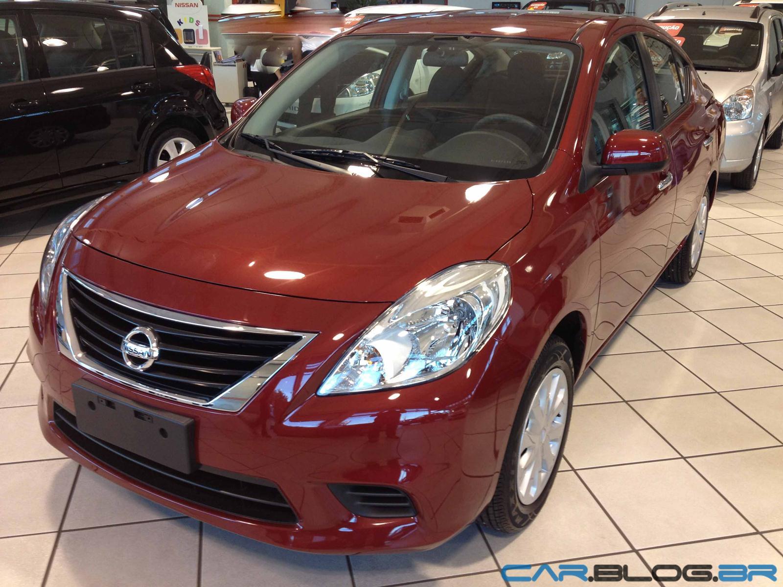 Great Nissan Versa