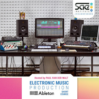 Learn how to create music like a professional music producer and take your music career to the next level with a short cour in electronic music production using Ableton Live at South Africa's top creative media institute. Eroll now and start as soon as August 2018. Enroll for August 2019, 2020, 2021...