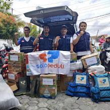 Solopeduli Kirimkan Tim Relawan Untuk Membantu Penanganan Korban Tsunami Selat Sunda