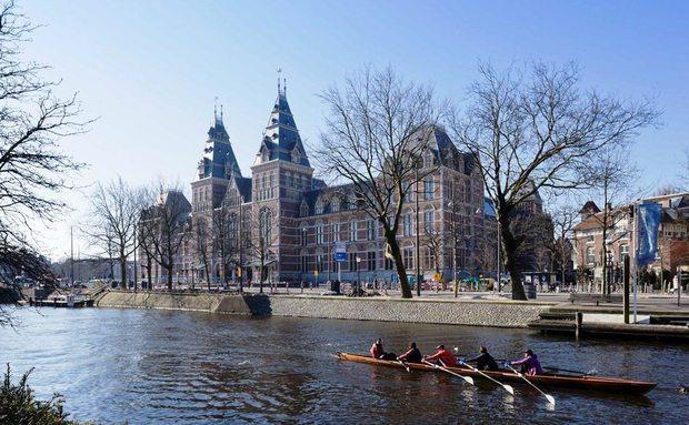 Visita ao Rijksmuseum em Amsterdã