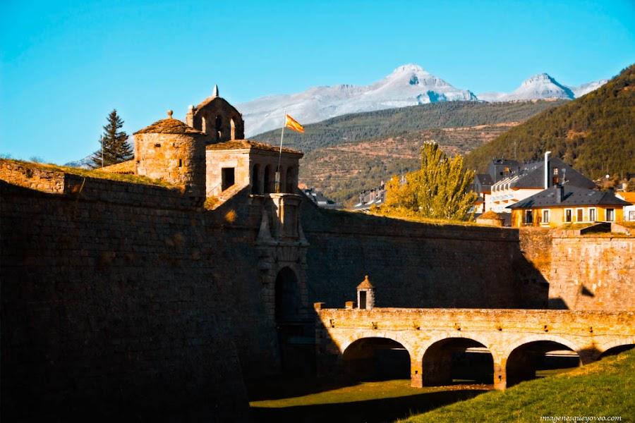 España, Aragón, Huesca, Jaca, Ciudadela de Jaca