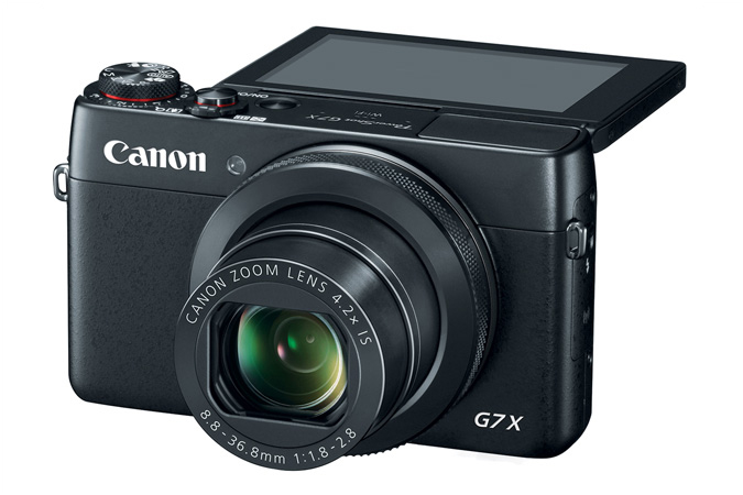 Canon Powershot G1X Mark II Manual Available For Download