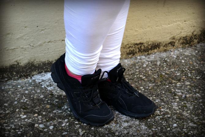 scarpe asics per camminata fitness