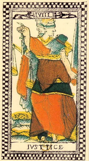 Mujer con los ojos vendados parte 2 6