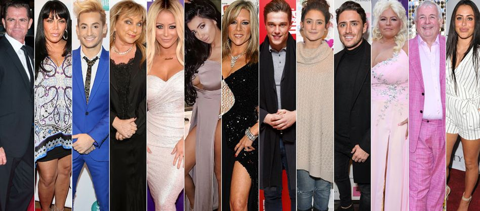 official celebrity big brother 2016 line up leaked
