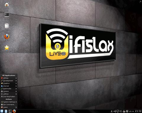 WiFiSlax v4 4 Distribution Release