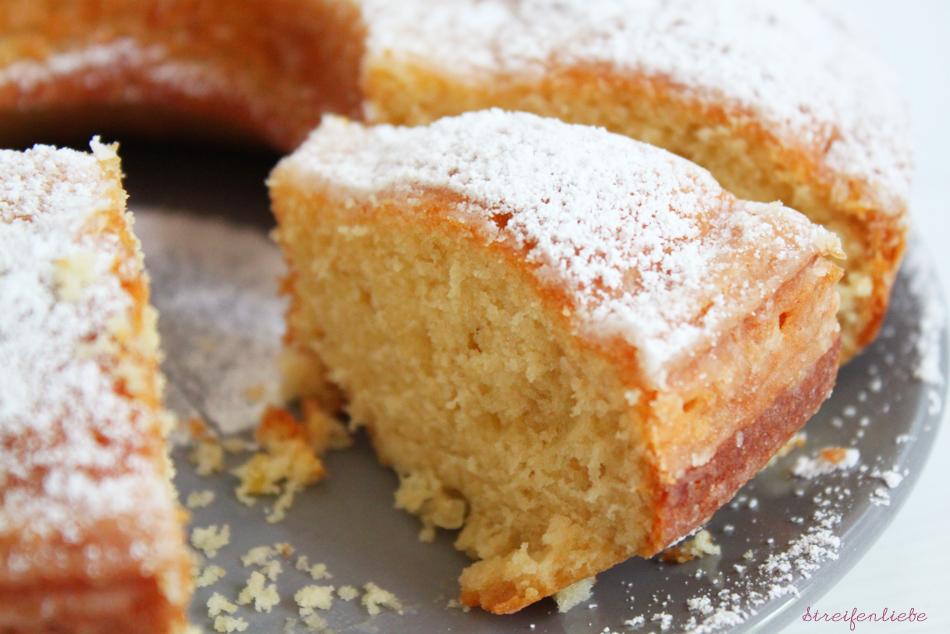 Zitronen Buttermilch Kuchen Home Image Ideen
